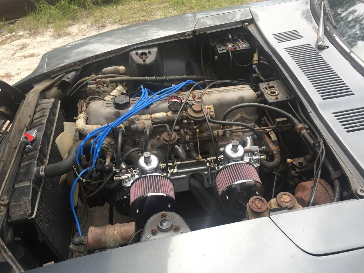 1973 Datsun 260z V6 Manual For Sale In Jacksonville Fl 10 000