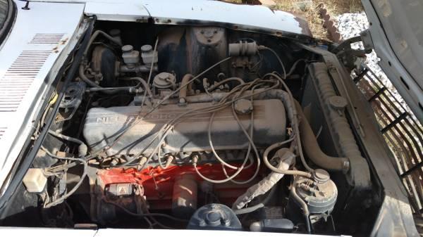 1974 Datsun 260Z Project Car Manual For Sale in El Paso ...