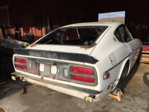 Cars For Sale Craigslist Fresno: 1974 Datsun 260Z For Sale In Fresno CA