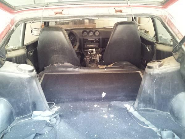1974 2+2 Datsun 260Z For Sale in Phoenix AZ - $650