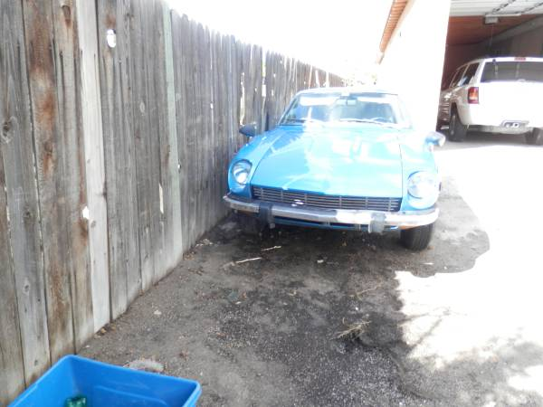 1974 Datsun 260Z Inline Six Manual For Sale in Santa Fe ...