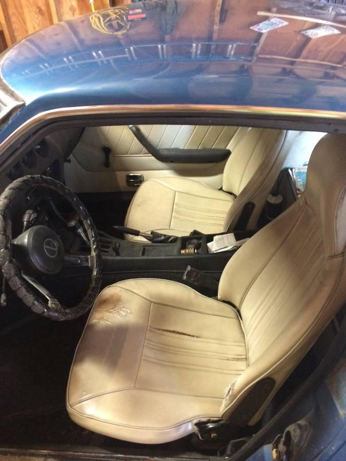 1974 Datsun 260Z Automatic For Sale in Tacoma, WA - $4,500