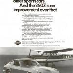 260z Improvement Ad