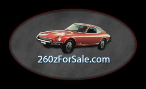 260z For Sale Logo