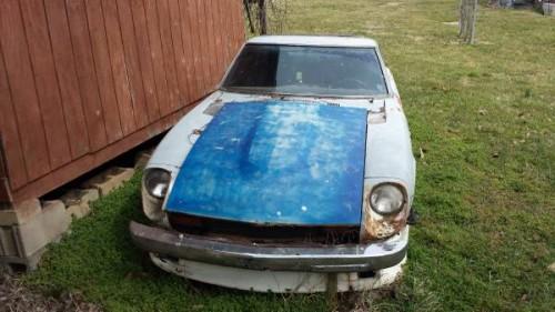 Craigslist Norman Ok >> 1974 Datsun 260Z V6 Manual For Sale in Hiddenite, NC - $2,500